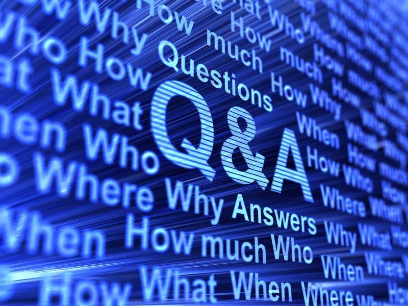 PPT Q&A's